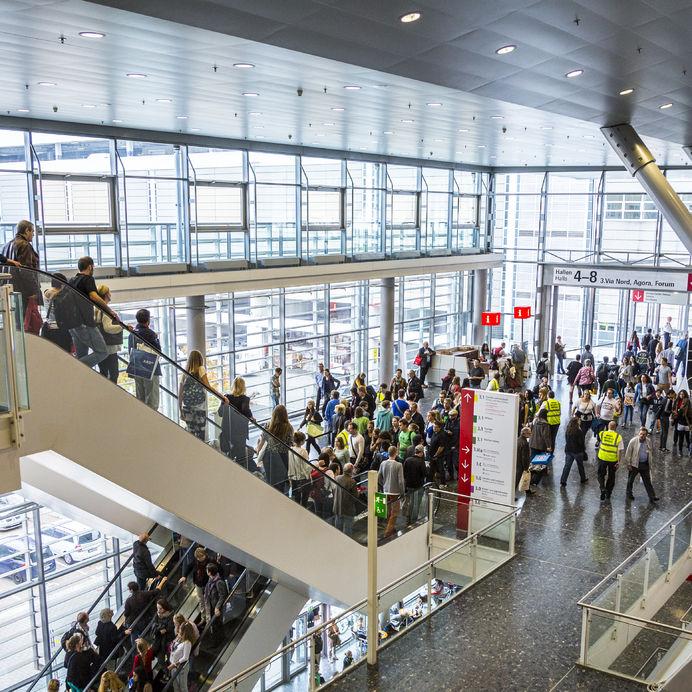 MSL Master at Frankfurt Book Fair
